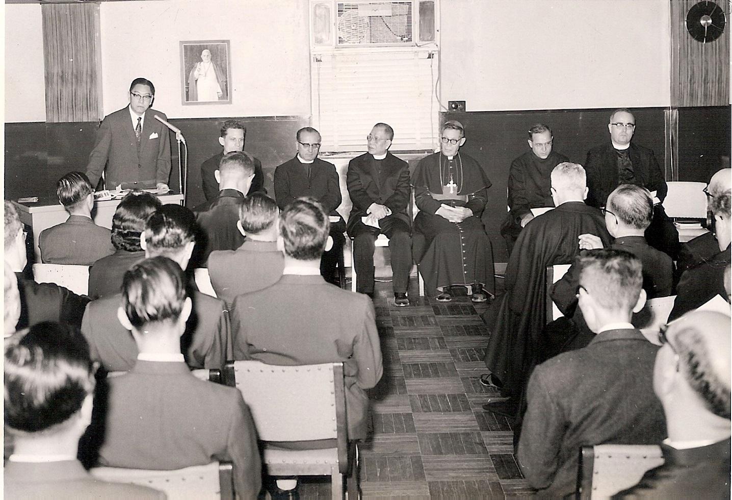 第一屆會員大會